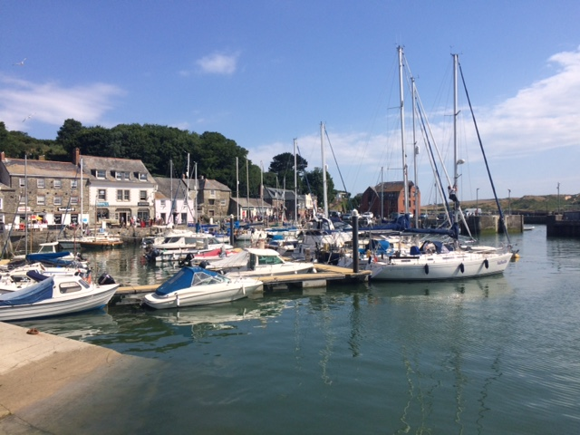 20180703 Padstow Harbour