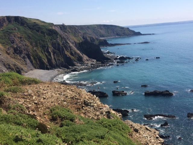 20180706 Beautiful coastal scenery