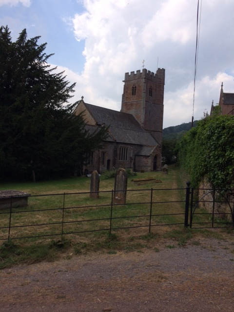 20180713 Church at Nettlecombe