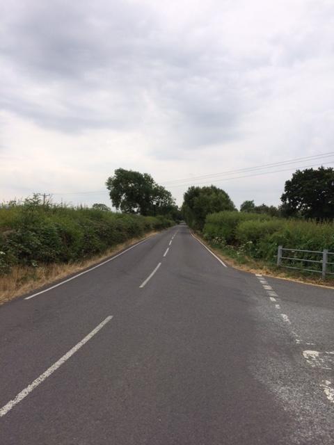 20180716 Kenn Moor road