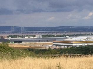 20180717 New Severn Bridge