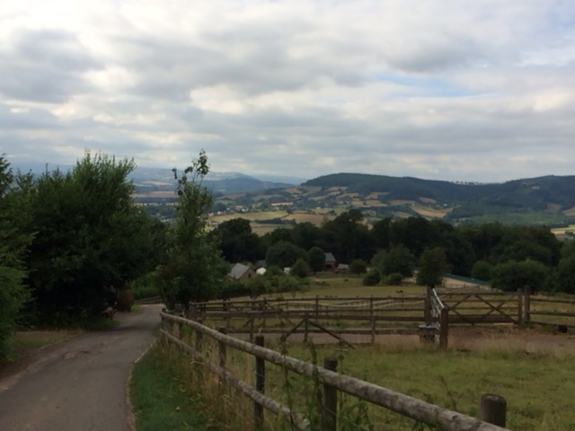 20180723 Black Mountains and Monmouth