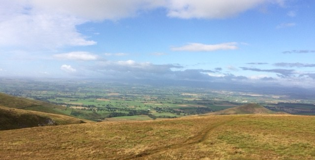 20180816 Looking west from Green Fell