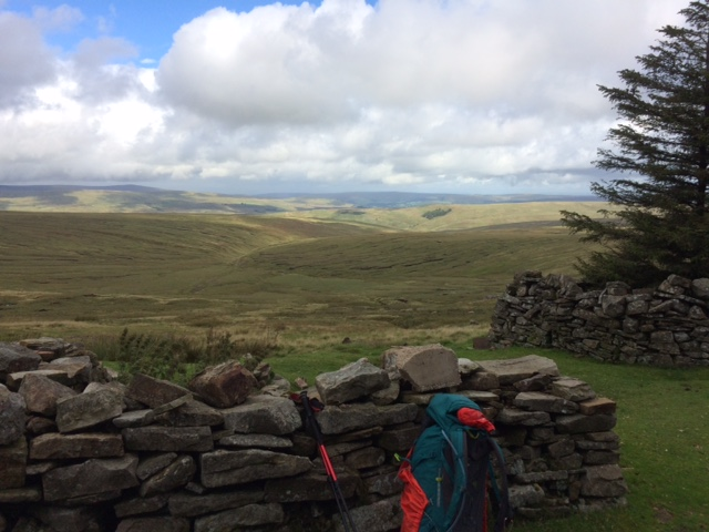20180816 Moors beyond Greg's Hut Bothy