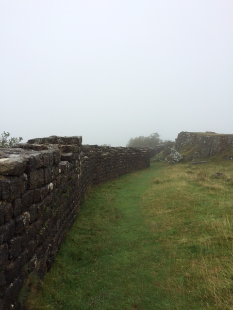 20180819 Hadrian's Wall near Walltown
