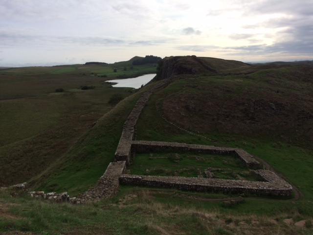 20180820 Milecastle 39 and Crag Lough