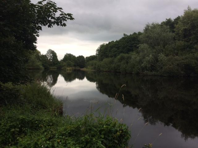 20180820 North Tyne river at Bellingham