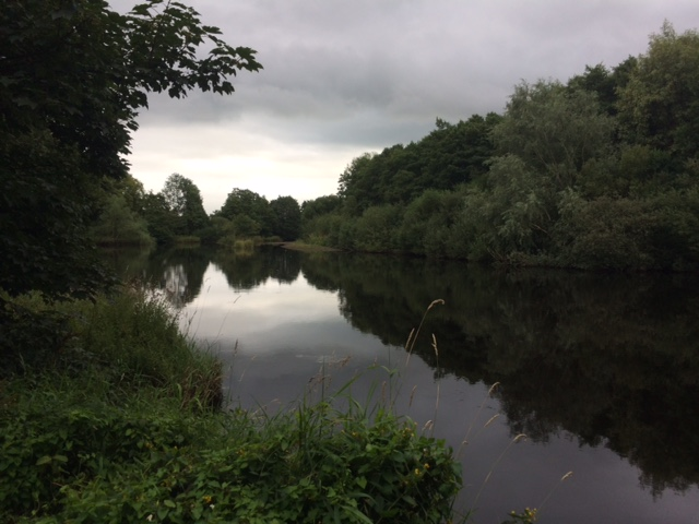 20180820 North Tyne river at Bellingham