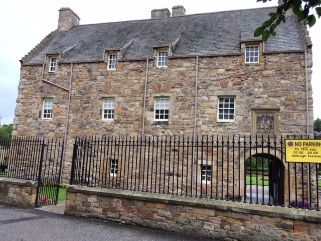 20180823 Queen Mary's House Jedburgh