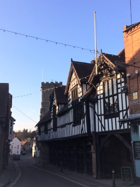 20190329 Guildhall Much Wenlock