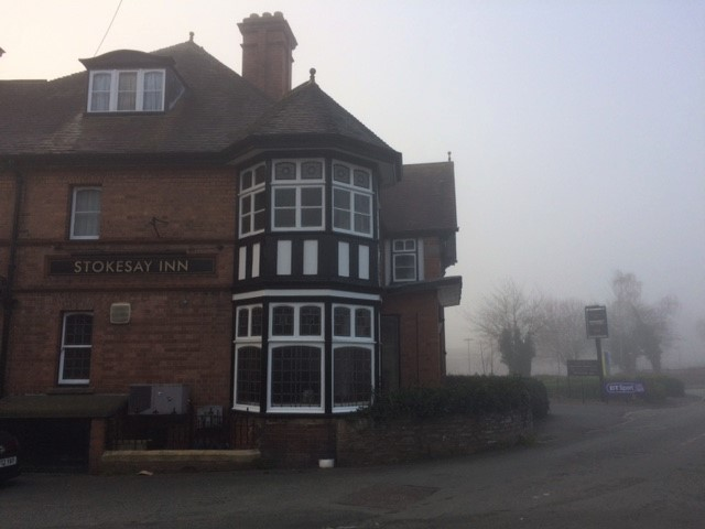 20190329 Stokesay Inn