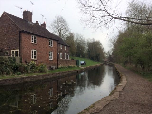 20190330 Canal at Coalport