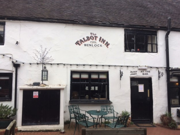 20190330 Talbot Inn Much Wenlock