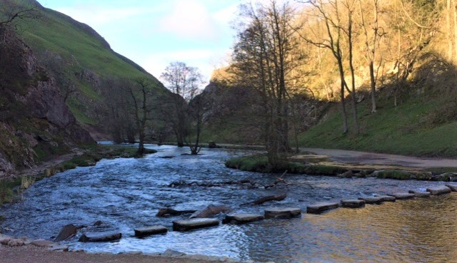 20190403 Stepping-stones Dovedale