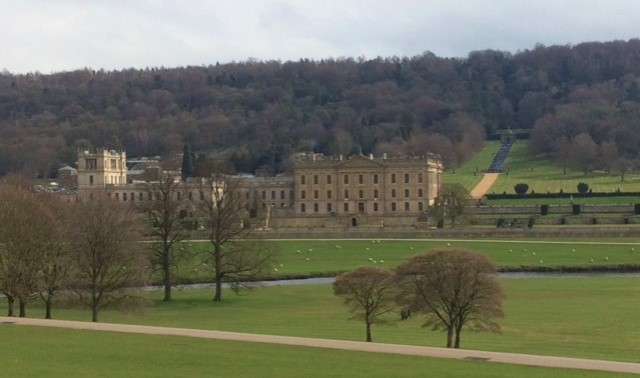 20190404 Chatsworth house