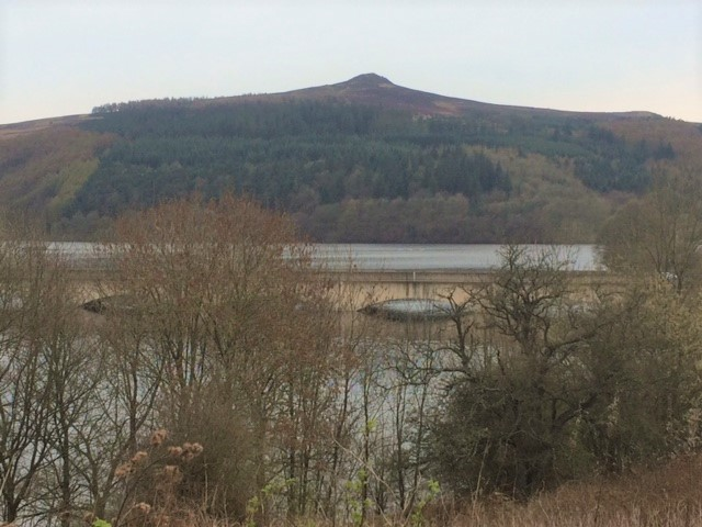 20190406 Ladybower Reservoir and Win Hill
