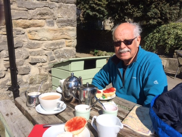 20190410 Afternoon tea at the Abbots Restaurant East Marton