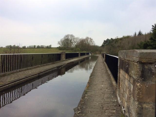 20190416 Lin's Mill aqueduct