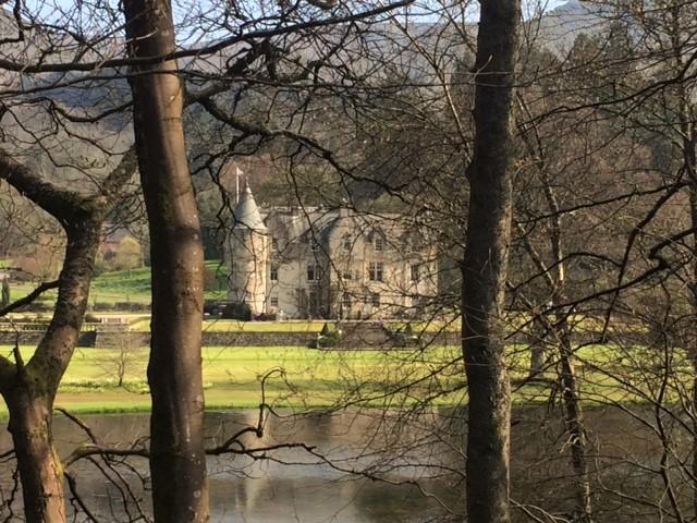 20190419 Dunreath Castle