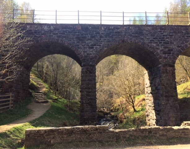 20190422 Old Road bridge in Strath Fillan