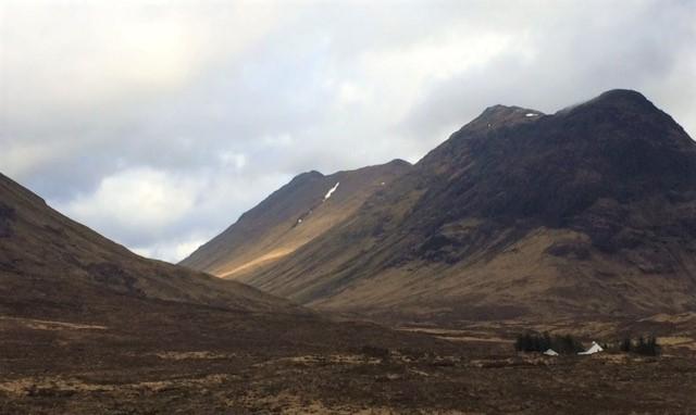 20190425 Buachaille Etive Beag from near Altnafeadh