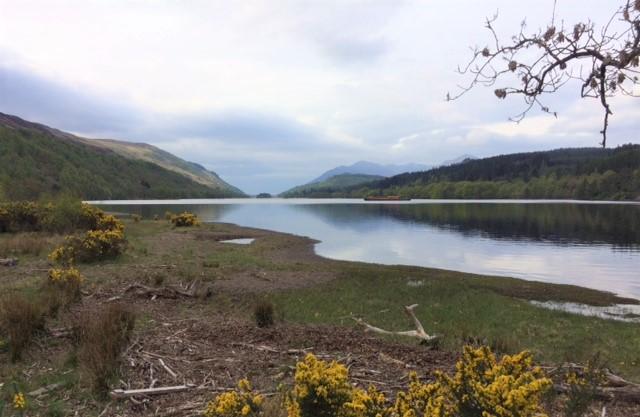 20190430 Loch Oich