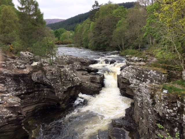 20190501 Falls of Moriston