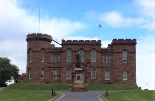 20190503 Inverness Castle