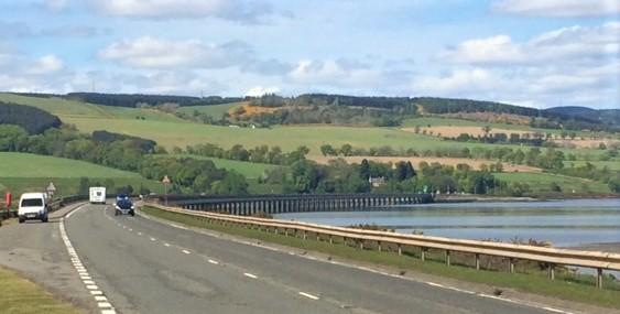 20190512 The Cromarty Bridge