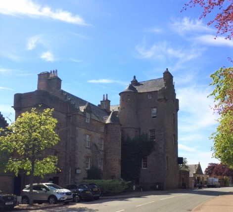 20190514 Dornoch Castle - now a hotel
