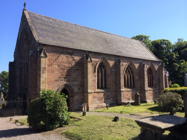 20190514 The Memorial Church at Tain
