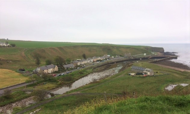 20190519 0842 Dunbeath harbour