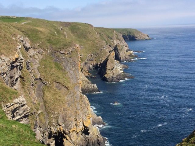 20190519 1342 Spectacular sea cliffs north of Lybster