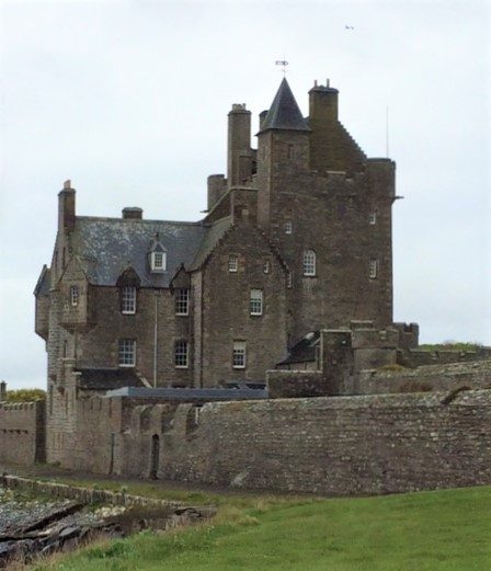 20190521 Ackergill Tower