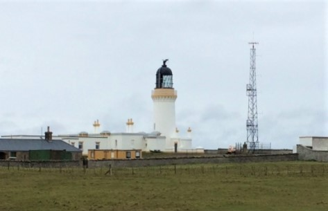 20190521 Noss Head lighthouse