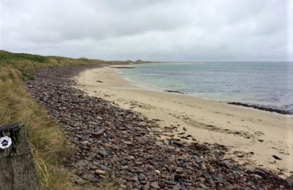 20190521 The beach at Sinclair Bay