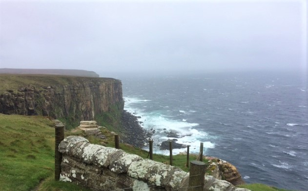 20190523 Looking west from Dunnet Head