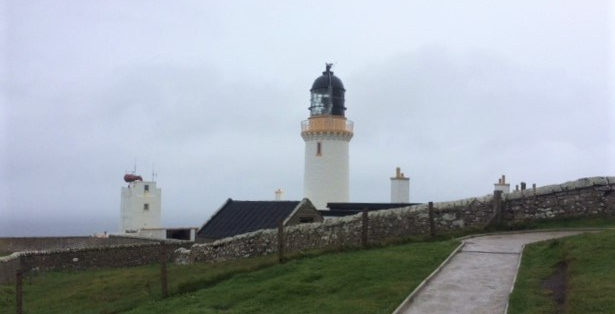 20190523 The lighthouse at Dunnet Head